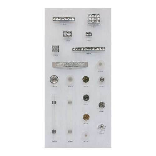 Hafele 732.08.053 Decorative Hardware Display Board, White
