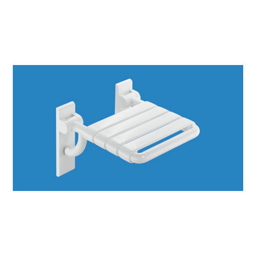 Hafele 988.83.497 Shower Seat, Wall Mounted, Basic