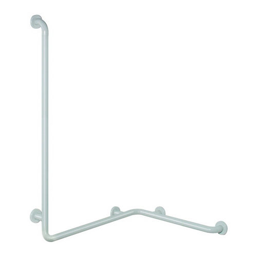 Hafele 988.68.192 Shower Grab Bar, (30 x 31 1/2 x 31 1/2