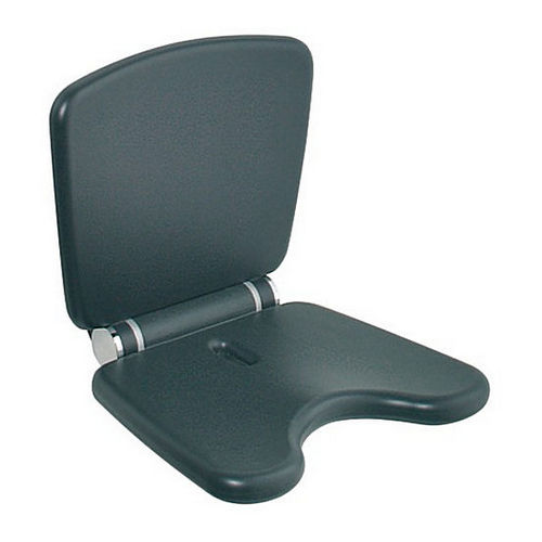 Hafele 988.83.592 Shower Seat, Wall Mounted, Comfort