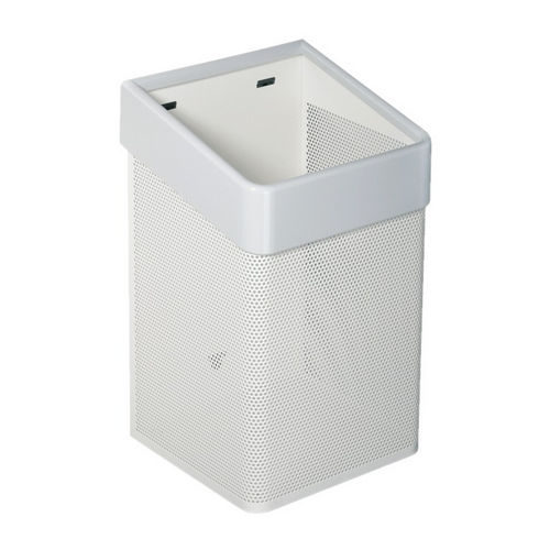 Hafele 988.99.297 Waste Basket, Free Standing or Wall Mounted