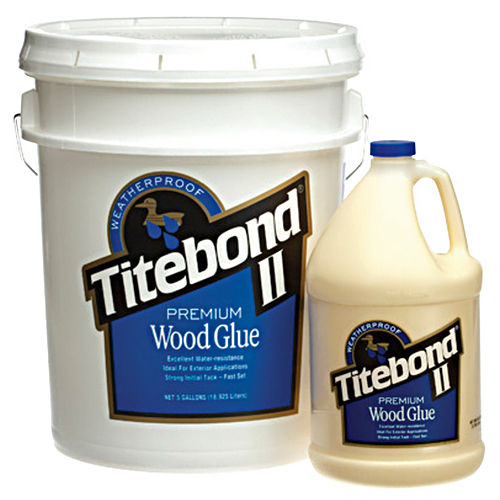 Hafele 003.15.011 Titebond Type 2 Wood Glue