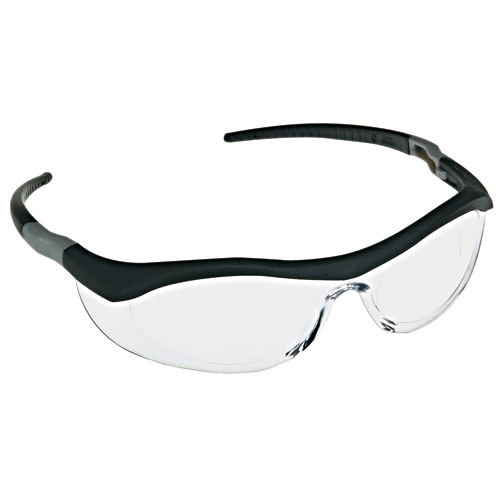 Hafele 007.48.040 Safety Glasses Black Frame with Clear Lens