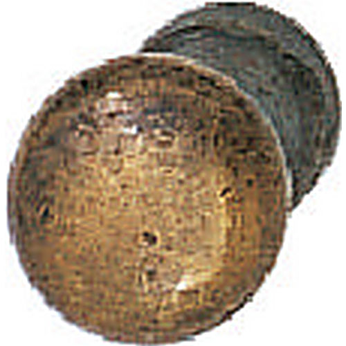 Hafele 120.15.119 Sash Knob, Brass Antique