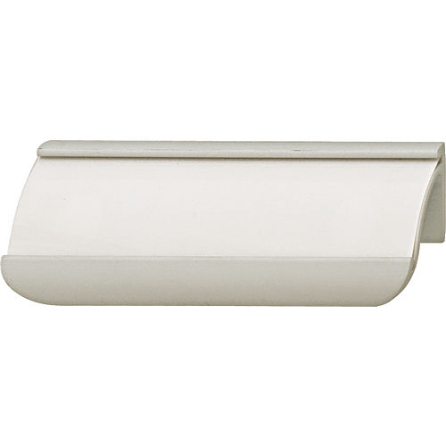 Hafele 124.22.935 Label Handle, Silver Anodized