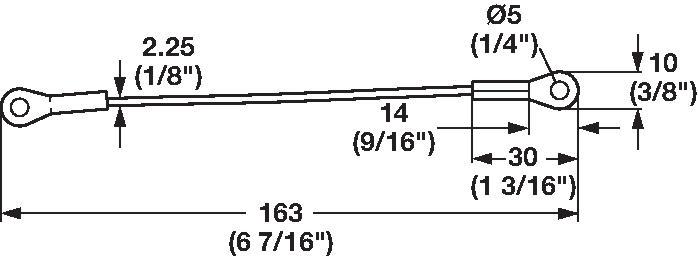 sc 1 st  The Builders Supply & Hafele 366.74.900 Door Restraint Plastic | TheBuildersSupply.com