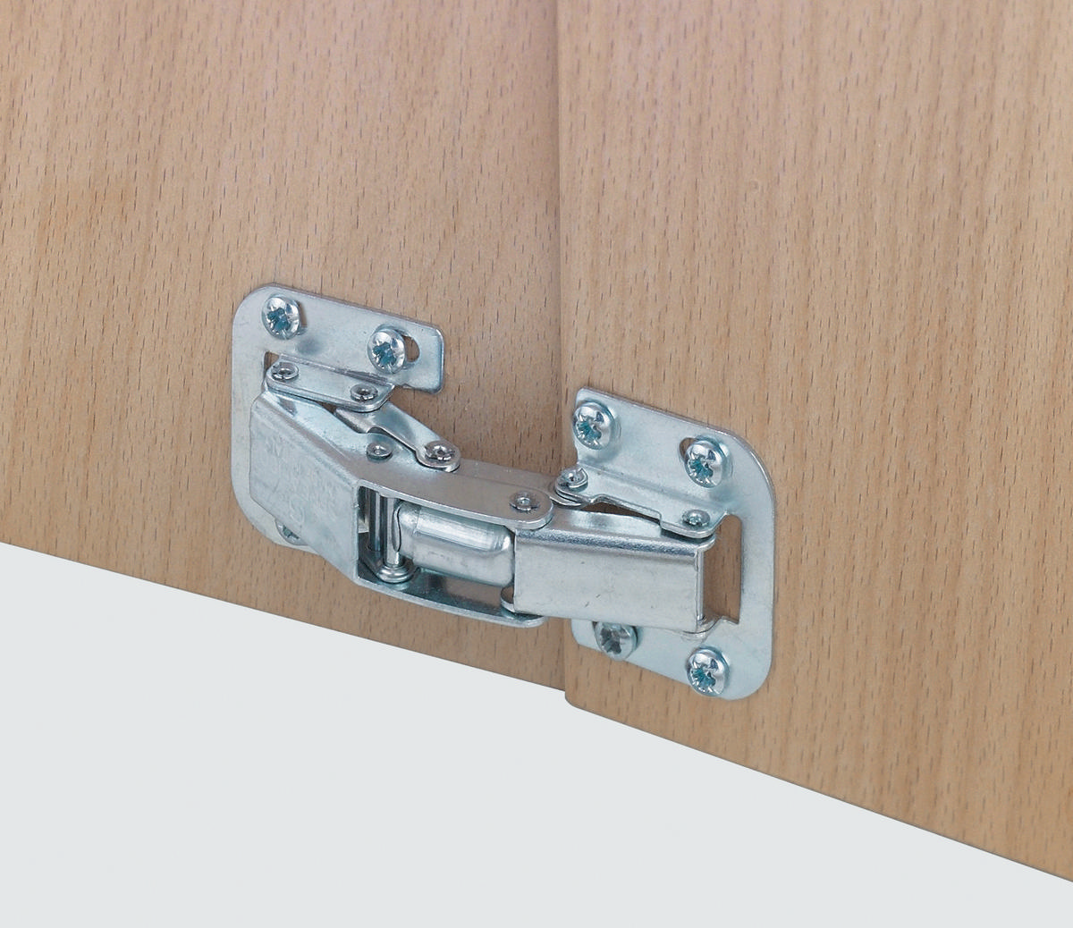 Hafele 343.33.920 Easy On Hinge Self Closing, Zinc Plated ...
