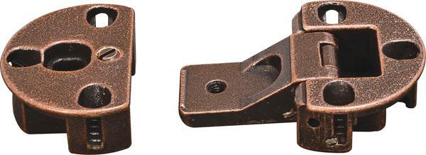 Hafele 34266150 A Series Adjustable Flap Hinge 90 Deg Opening