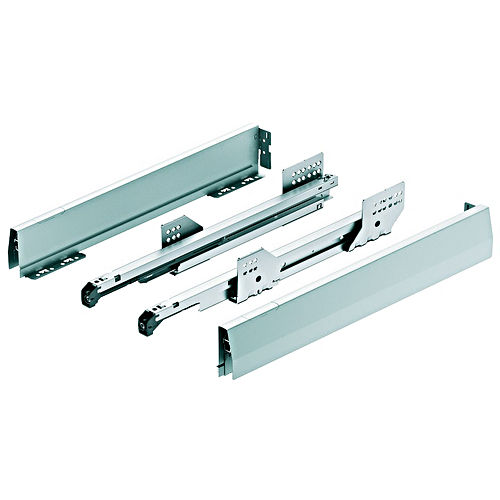Hafele 551.54.321 Drawer Side Runner System, Moovit MX