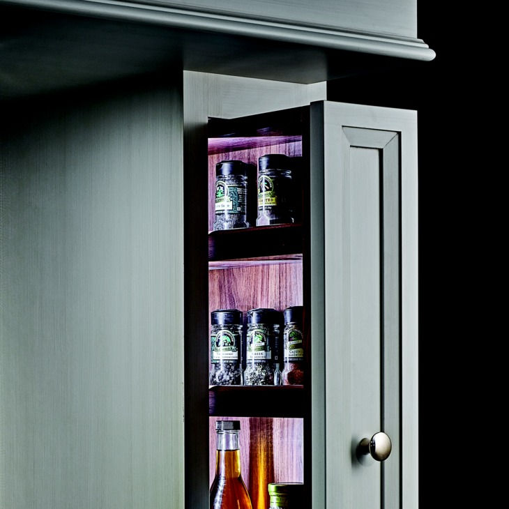 Hafele interior cabinet light kit one door for 12 light door