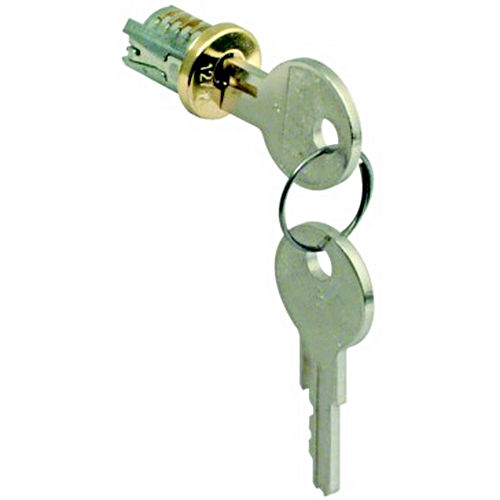 Hafele 210.06.226 Lock Core Keyed Alike Key Change 122Ta