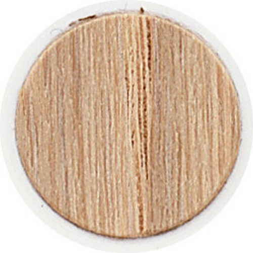 Hafele 045.26.400 Capfix Cover Cap, Wood White Oak