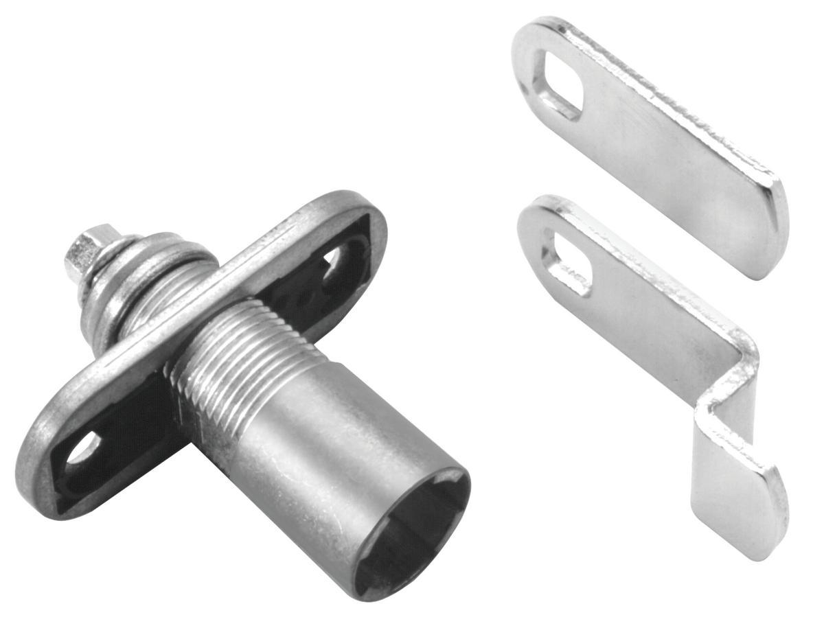 Hafele 235 09 000 Cam Lock Body Adjustable Zinc