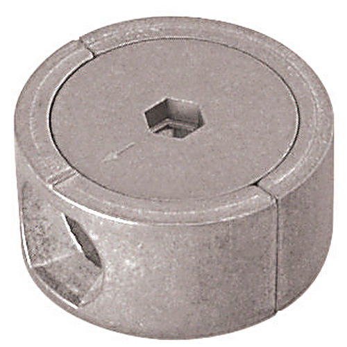 Hafele 262.69.009 Connector Casing, Zinc Brightened