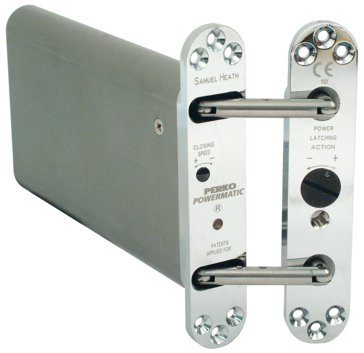 Hafele Kitchen Door Handles Hafele 93190432 Perko Power R102 Door Closer Chrome Polished