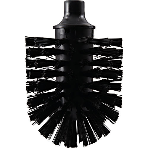 Hafele 988.82.790 Toilet Brush Head with Black Bristles