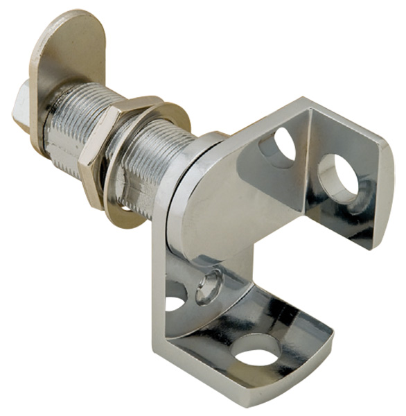 Hafele 235 17 600 Cam Lock Hasp Nickel