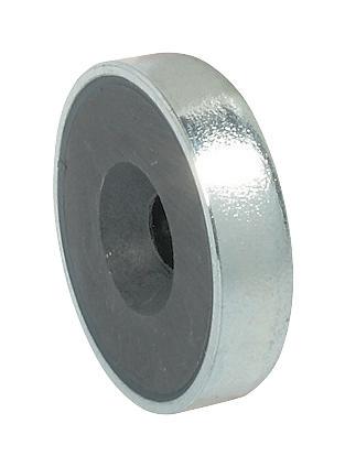 Hafele 246 86 025 Magnetic Catch Screw On Round
