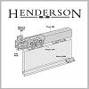 Henderson PF28200A7280 Pocket Frame Kit