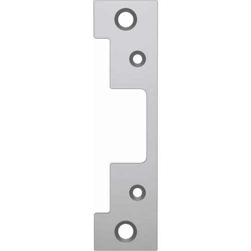HES 501-613 Electric Strike Faceplate ANSI, Oil Rubbed Bronze