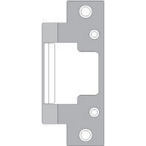 HES 801E-630 Faceplate for 8000/8300 Series, Satin Stainless Steel