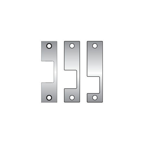 HES LB-630 Faceplate, Satin Stainless Steel
