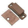 Hickory P109-2C Cadmium Super Magnetic Catch 1-7/16