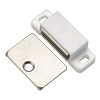 Hickory P109-W White Super Magnetic Catch 1-7/16