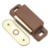 Hickory P650-STB Statuary Bronze Small Magnetic Catch 1-1/2