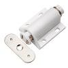 Hickory P655-W White Magic Touch Latch 7/8