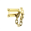 IDH 11048-003 Chain Guard, Polished Brass