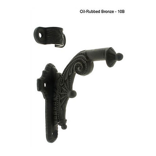IDH 18020-10B Spider Web Hand Rail Bracket, Oil-Rubbed Bronze