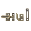 IDH 21013-005 Small Casement Fastener, Antique Brass