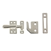 IDH 21013-014 Small Casement Fastener, Bright Nickel