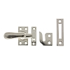 IDH 21014-014 Large Casement Fastener, Bright Nickel