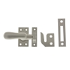 IDH 21014-015 Large Casement Fastener, Satin Nickel