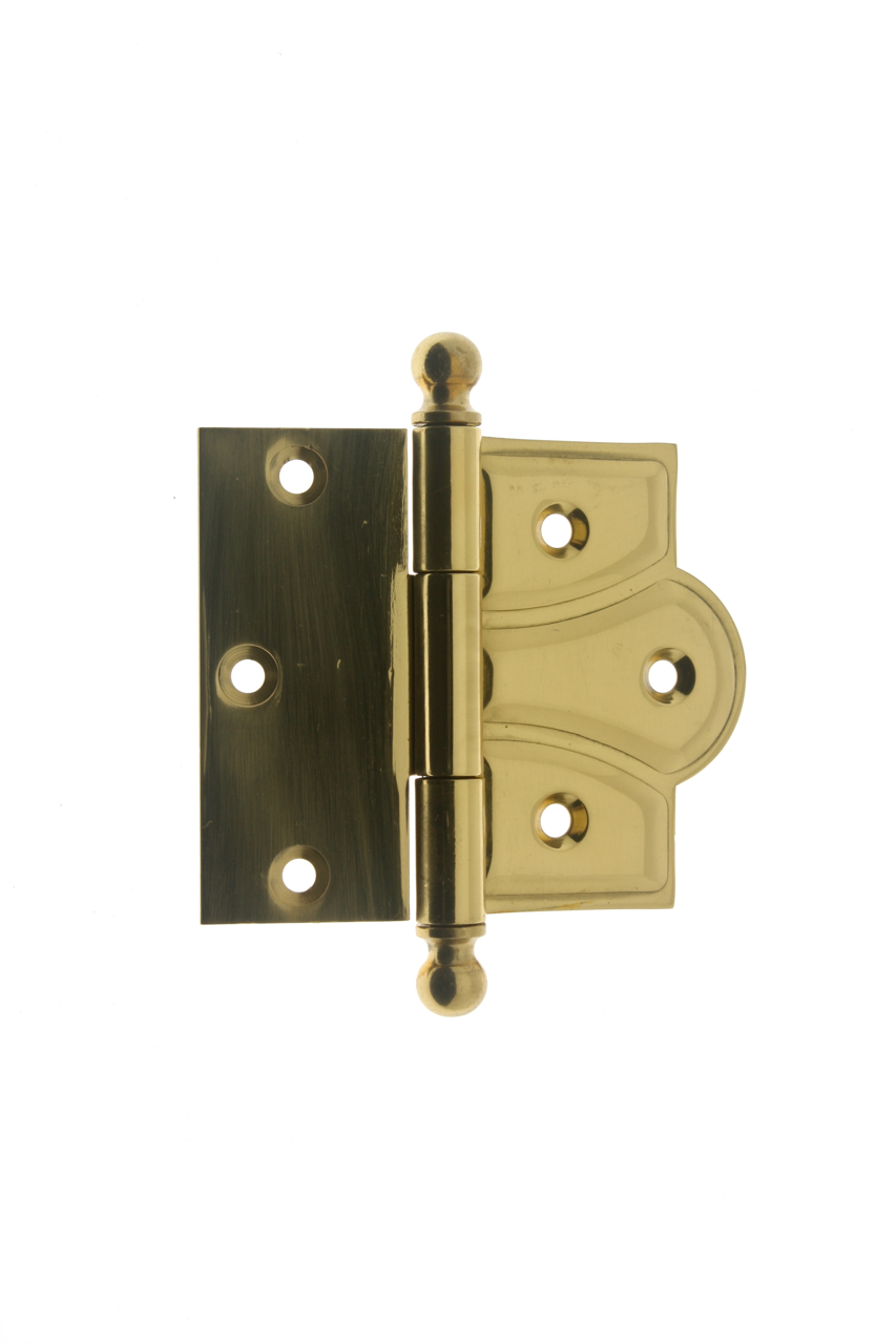 Idh 80002 08a Solid Brass 3 Quot X 3 3 4 Quot Combo Mortise