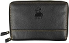 Genuine Lishi LSH-WALLET-BLACK Black Leather Pouch 24 Lishi Tool Holder