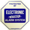 Maxwell Alarm Screen GS-102 Sign 11-1/4