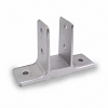 Jacknob 1593 Urinal Screen Bracket 3/4