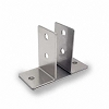 Jacknob 1599 Urinal Screen Bracket 3/4