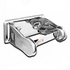 Jacknob 7359 Single Paper Holder, Steel Chrome Plate