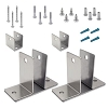 Jacknob 615029 Panel Pack 7/8