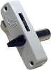Key Control Specialists NDS10BKD Sliding Swing Door Lock