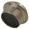 Kingston Brass GKBSA1608 WaterSense Certified 1.5 GPM Female Aerator, Satin Nickel