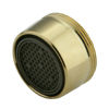 Kingston Brass GKBSA5612 WaterSense Certified 1 GPM Male Aerator, Polished Brass