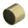 Kingston Brass GKBSA622 WaterSense Certified 1.5 GPM Female Aerator, Polished Brass