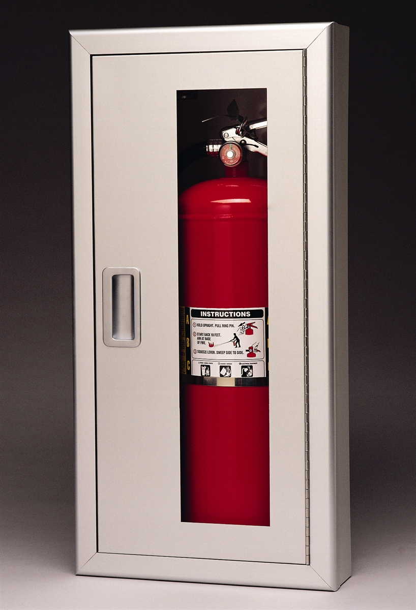 fire extinguisher cabinet larsen s fs2409rm fg shield architectural series 15431