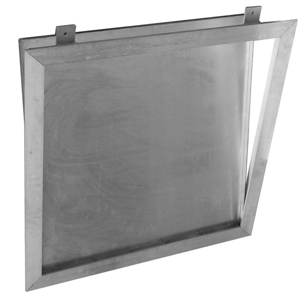 Milcor Access Doors : Milcor ct us style cf aluminum