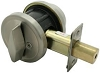 MUL-T-LOCK 206XP-MD1-05 Grade 2 Single Cylinder Deadbolt Bright Brass